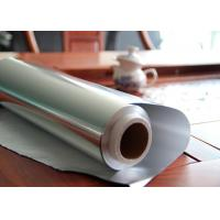 Wholesale House Aluminium Kitchen Foil Roll 450mm × 100m Clean Flat Surface With No Defects from china suppliers