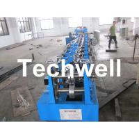 Wholesale C Z Purlin Quick Interchangeable Roll Forming Machine, C Z Purlin Roll Former from china suppliers