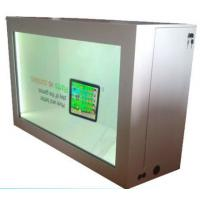 Quality 32 Inch WIFI / 3G Transparent LCD Display for Shopping Mall 1920 X 1080P for sale
