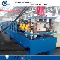 Wholesale Effecient Automatic Roller Shutter Door Machine For 0.3 - 0.7mm Color Steel Sheet from china suppliers