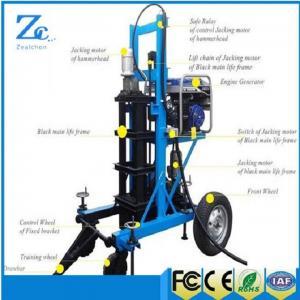 Wholesale C126 Automatic spt soil for lab testing machine for electric spt testing machine from china suppliers