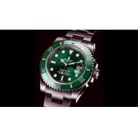 Wholesale ROLEX Submariner Green Dial Steel Men's Watch from china suppliers