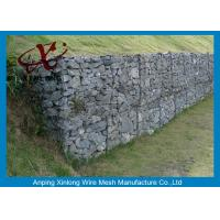 Wholesale Hexagonal Stainless Steel Gabion Basket Stone With Mesh 8*10mm from china suppliers