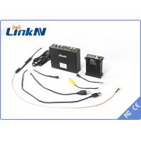 Wholesale 1W UAV Video Transmission LOS 20KM With AES 256 Encryption For Plane Quadrotor Hexrcopter from china suppliers