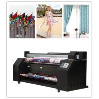 Wholesale 2300mm Dual Cmyk Pigment Fabric Plotter Printer For Fabric Printing from china suppliers
