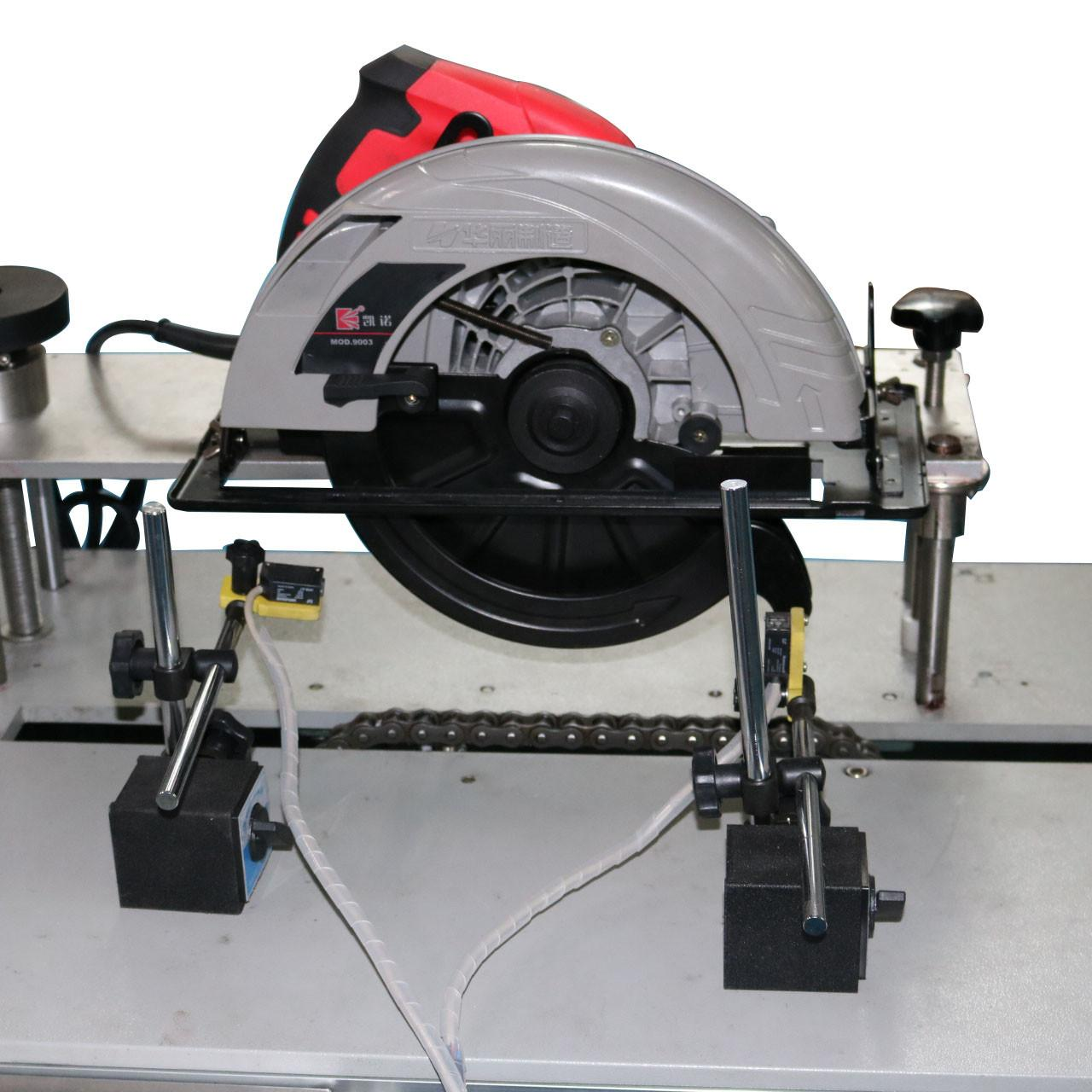 Quality Lower Guard Integrated IEC Test Equipment IEC60745-2-5 Circular Saw for sale
