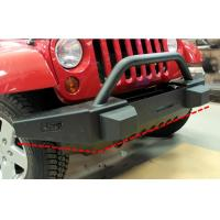 Wholesale Modified Automobile Spare Parts For Wrangler 2007 - 2015 , ARB Type Steel Bumper from china suppliers