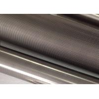 Wholesale Beverage Industry Wedge Wire Screen / 10SR Looped Polished Slotted Tube from china suppliers