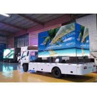 Wholesale Energy Saving Truck Mobile LED Display P5 / P6 / P8 / P10 Weather Resistant Cabinet from china suppliers