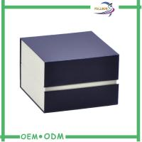 Wholesale Girls Upscale Fancy Jewelry Presentation Boxes Gift Packaging Boxes With Leatherette Paper from china suppliers