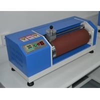 Wholesale Shoe Soles DIN Abrasion Tester , DIN Abrasion Test Method from china suppliers