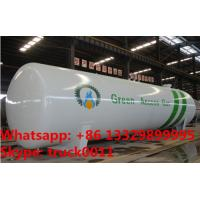 Wholesale wholesale best price 115m3 surface propane gas storage tank, HOT SALE bottom price 115,000Liters lpg gas storage tank from china suppliers