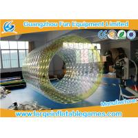 Wholesale Water Roller Ball Inflatable Hamster Wheel For Humas With Size Customized On Sale from china suppliers