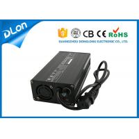 Wholesale automatic lead acid battery charger 24 volt 8amp 10amp 12amp for power chair / electric wheelchair from china suppliers