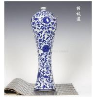 Wholesale Jingdezhen Blue & White Porcelain vase from china suppliers