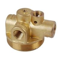 Wholesale Lost wax , soluble glass process and Non Ferrous Metal Casting pump spare part from china suppliers