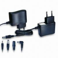 Wholesale AC/DC Adapter with 100 to 240V AC, 50 to 60Hz Input Voltage and 6W Output Power, UL-marked from china suppliers