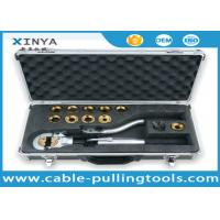 Wholesale 60 KN Output Manual Hydraulic Cable Lug Crimping Tool with Safety Valve from china suppliers