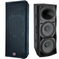 Wholesale dual 15'' 1000W 18mm plywood high end driver speaker full range speaker pro audio sound power loud speaker box from china suppliers