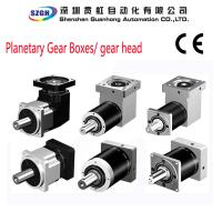 Wholesale Small Backlash S Type Gear Reducer 3 Stage Planetary Gearbox 1.5 kg - 80 kg from china suppliers