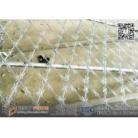 Butterfly Razor Mesh Barriers