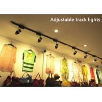 Wholesale 2400lm Daylight dimmable Spot LED Track Lights , Adjustable Angle from china suppliers