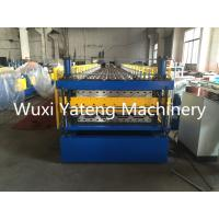 Wholesale Traditional Mould Double Layer Metal Forming Equipment with Auto Working Mode from china suppliers