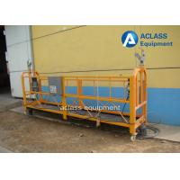 Wholesale Professional Suspended Working Platform Window Glass Cleaning Equipment from china suppliers