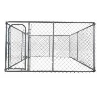 Wholesale Q235 / Q195 Steel Temporary Dog Fence Panels For Industrial Sites Easy Assemble from china suppliers