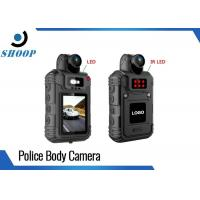Quality HD 1080P Wearable Small Body Cams For Police Officers 360 Degree Rotation for sale
