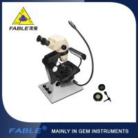 Wholesale Classical base Generation 5th Swing arm type Gem Microscope F11 binocular lens same from china suppliers