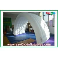 Wholesale Oxford Cloth White Inflatable Event Air Tent  , Customized Inflatable Tunnel from china suppliers