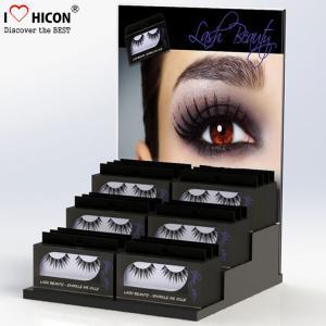 Wholesale Create Beauty Acrylic Lash Display Fake Strip False Eye Lash Box Retail Display Desktop from china suppliers