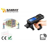Wholesale WinCE 6.0 OS Handheld UHF RFID Reader Writer ISO18000-6C 32GB from china suppliers