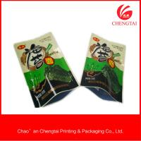 Wholesale Opaque and nontoxic feature three side seal plastic bag for sea sedge from china suppliers