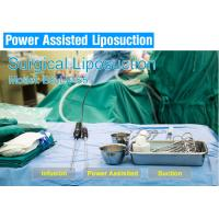 Wholesale Aesthetic Power Assisted Liposuction Machine , Upper Arm Surgical Suction Slimming Machine from china suppliers