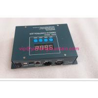 Wholesale DMX512 RGB LED Controller DMX512 Controller With Remote Controller 12 - 24V DC from china suppliers