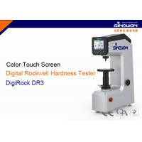 Wholesale Touch Screen Digital Rockwell Hardness Tester With Motorized Loading Control from china suppliers