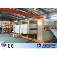 Quality Foamed Polystyrene Disposable Dish Fast Food Box Machine With PLC Control for sale