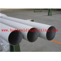 Wholesale Super Duplex Seamless Stainless Steel Pipe Seamless Nickle Base 1mm-40mm Thickness from china suppliers