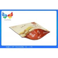 Wholesale Gravure Printing Stand Up Resealable Pouches For Dried Healthy Food Packaging from china suppliers