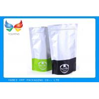 Wholesale Food Grade Stand Up Pouches For Food Packaging , Stand Up Zipper Bags With Odorless from china suppliers