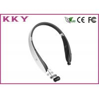 Wholesale Sport Style Wrap Around Neck Headphones , Neckband Wireless Bluetooth Headset  from china suppliers