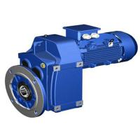 Wholesale F157 Ratio 267.43/178.20/60.25 100B5 gearbox prices worm gear box from china suppliers