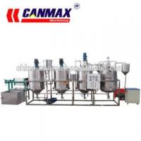 Wholesale Palm olive soybean seed crude oil fractionation machine standard level charcoal machine from china suppliers