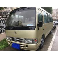Buy cheap 29 seats used Toyota dissel coast bus for sale from wholesalers