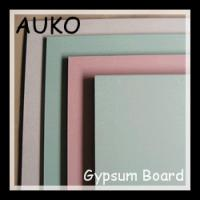 Quality Environmental Protection Paper Faced Gypsum Board 7mm for sale