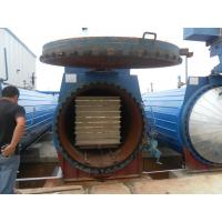 Wholesale High Percision Steam Pressure Autoclave AAC Autoclave / AAC Block Plant Autoclave from china suppliers