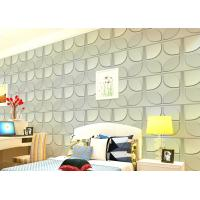 Wholesale Christmas Decoration 3D Living Room Wallpaper , 3D Effect Wall Panels for Theatre from china suppliers