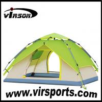 Wholesale high quality new style hot selling Automatic steel Pole Material and 2 Person Tent pop up bed camping tent from china suppliers